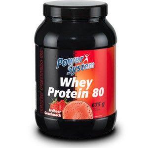 Whey Protein 80 (Вей Протеин 80), 675 г.