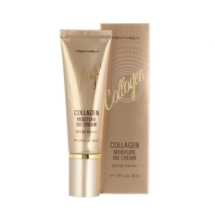Collagen moisture BB cream - BB крем с коллагеном