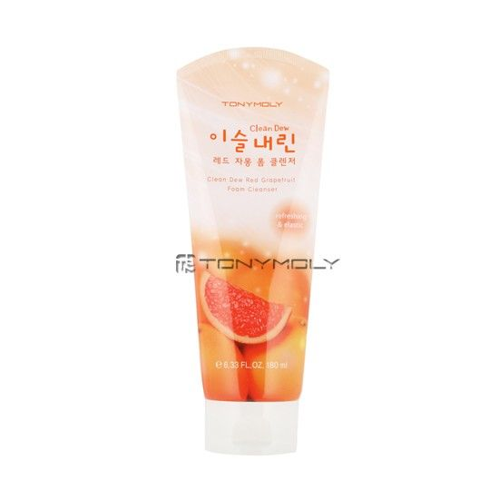 Clean Dew Red Grapefruit Foam Cleanser - Пенка для умывания