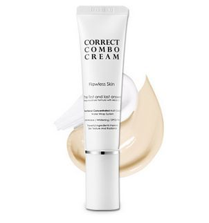 Correct Combo Natural CC Cream - CC крем, SPF 25