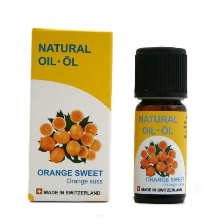 Эфирное масло Апельсин Бразильский, 10 мл