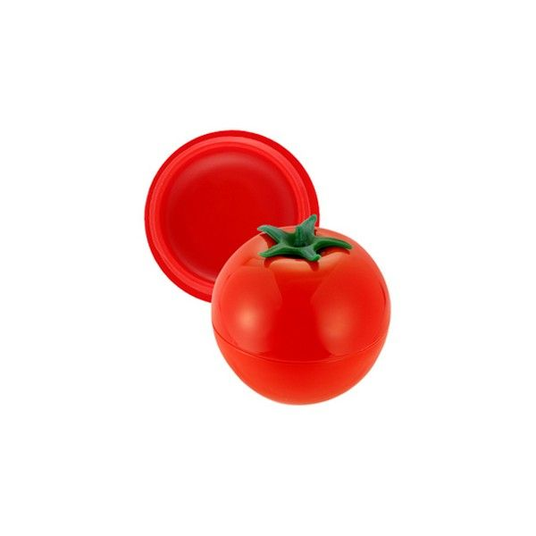Mini Cherry Tomato Lip Balm - Бальзам для губ томат