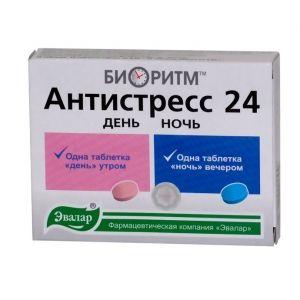 Биоритм антистресс 24 день/ночь n32 табл