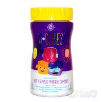 Солгар Детские витамины и мультиминералы, 60 шт