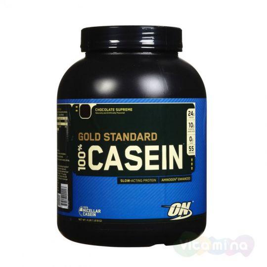 On Казеин 100% gold standart 1.8 кг (4lb)