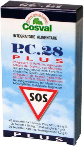 PC 28 плюс в таблетках