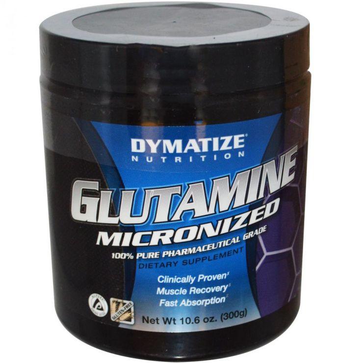 Dymatize Glutamine 300 г