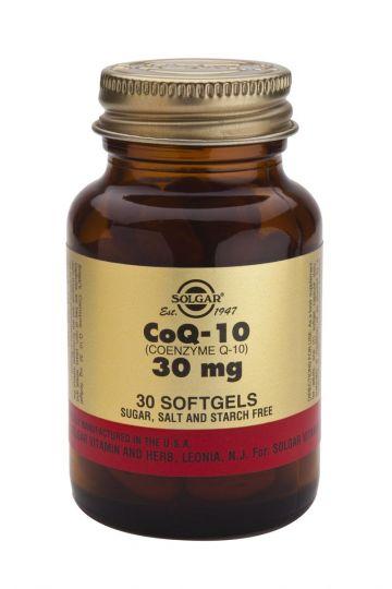 Коэнзим Q-10 30 мг (30 капсул)