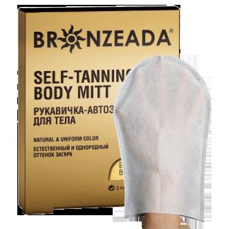Бронзиада Рукавичка-Автозагар для тела