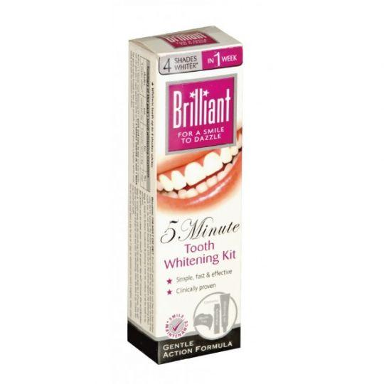 "Отбеливающий комплекс для зубов ""Бриллиант"" 5 минут"