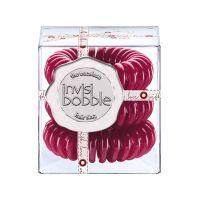 Резинка для волос Invisibobble вишневая