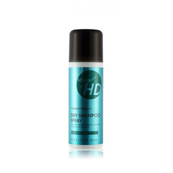 Make HD Dry Shampoo - Сухой спрей-шампунь