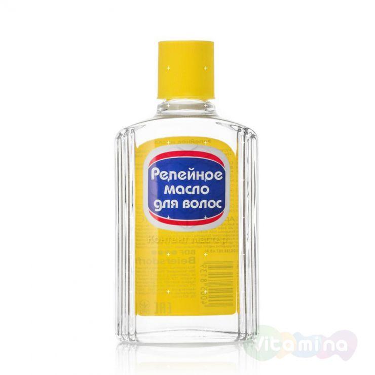 Нивея Репейное масло для волос