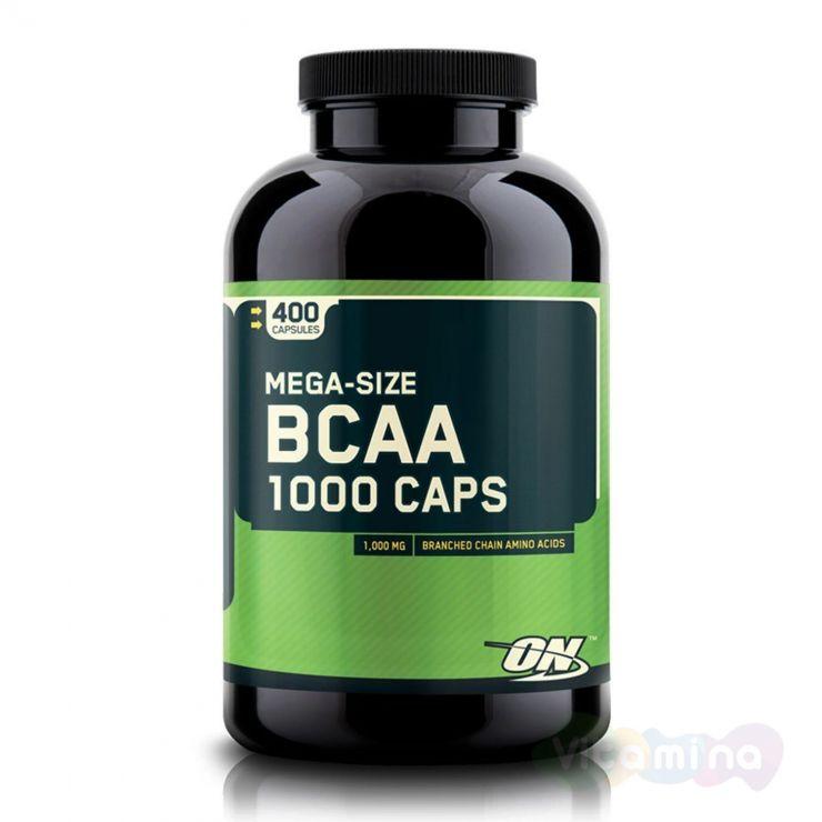 ON BCAA 1000, капсулы