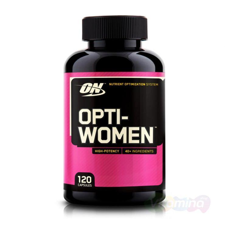 Витамины и минералы ON Opti women