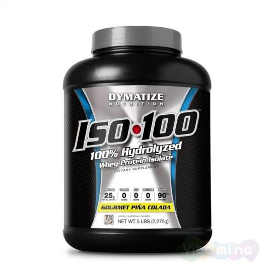 Протеин Iso 100 5 lb (2,26 кг)