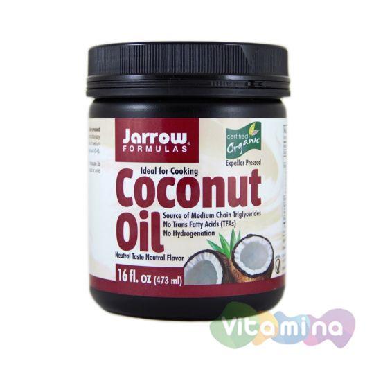 Кокосовое масло пищевое, 473 мл